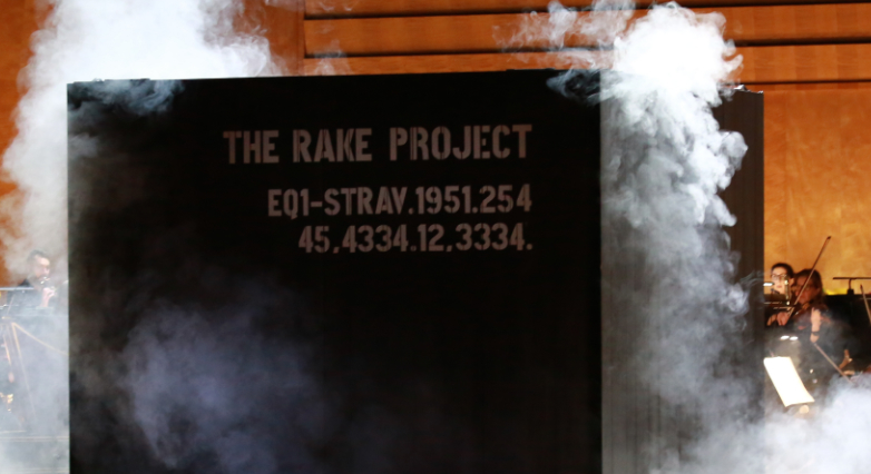 The Rake's Progress Equilibrium Young Artists